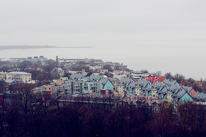 Long overdue: a post about Tallinn, Estonia