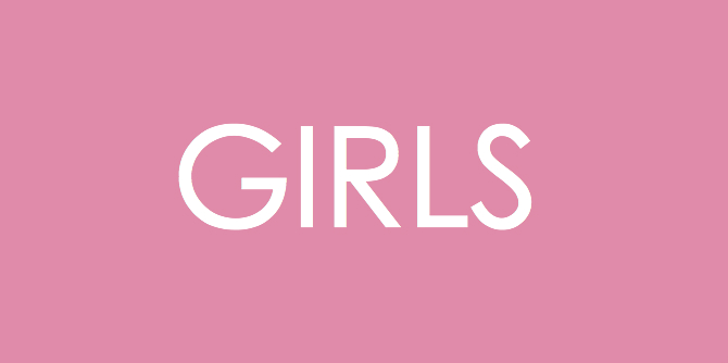 GIRLS ♥ (the series)