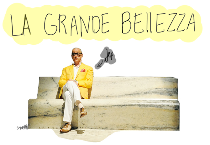 Cinema: La Grande Bellezza