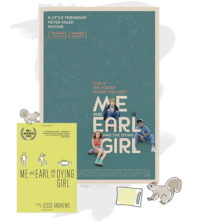 Film: Me and Earl and The Dying Girl