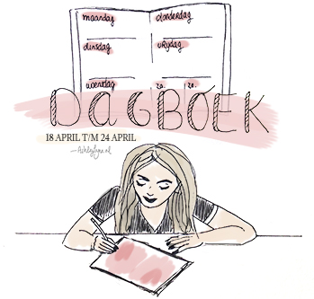 Dagboek (24 april 2016)