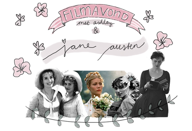 Filmavond: Jane Austen adaptations