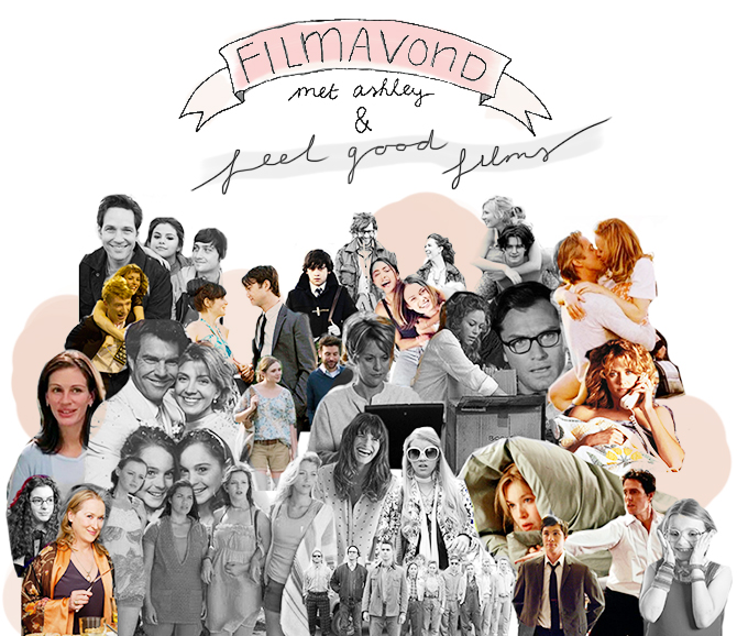 Filmavond: 25 feel good films!