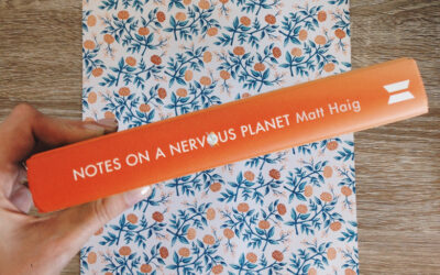 Notes on a Nervous Planet – Matt Haig