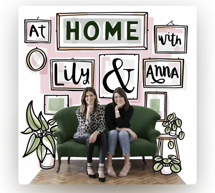 Lily and Anna podcast