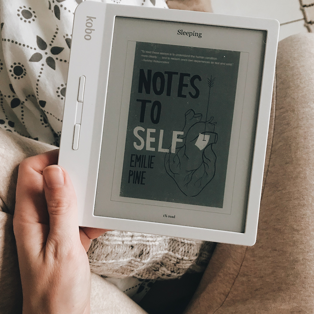 Notes to Self Emilie Pine